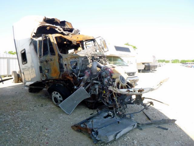 Salvage cars for sale from Copart Temple, TX: 2011 International Prostar PR