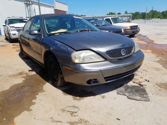 Mercury salvage cars for sale: 2004 Mercury Sable GS