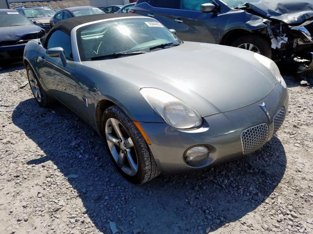 Pontiac salvage cars for sale: 2006 Pontiac Solstice