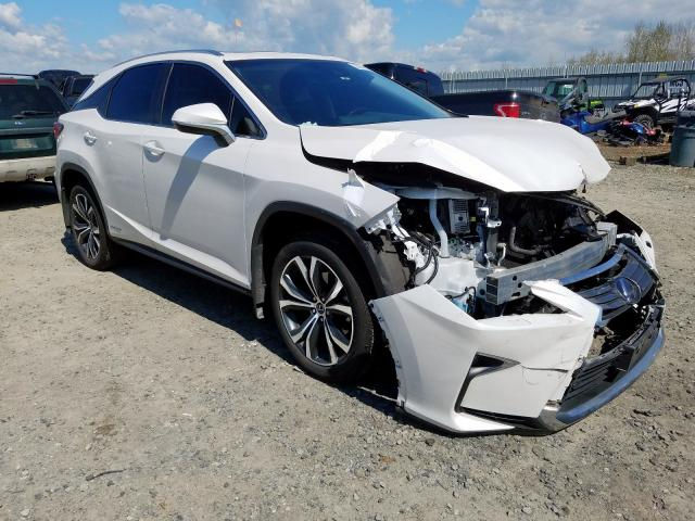 Lexus RX 450H BA salvage cars for sale: 2019 Lexus RX 450H BA