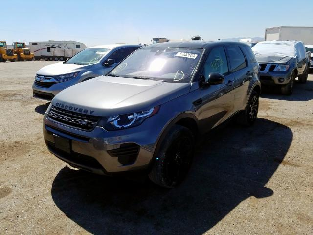 2017 Land Rover DISCOVERY | Vin: SALCP2BG6HH707608