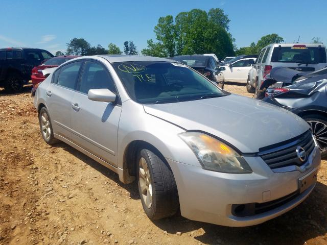Nissan salvage cars for sale: 2008 Nissan Altima 2.5