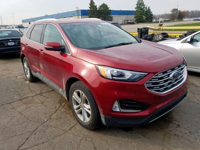 2019 Ford Edge SEL for sale in Woodhaven, MI