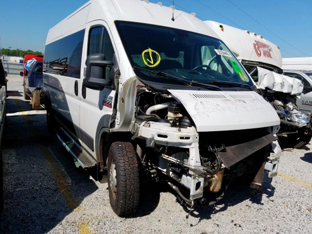 Dodge Promaster salvage cars for sale: 2015 Dodge Promaster