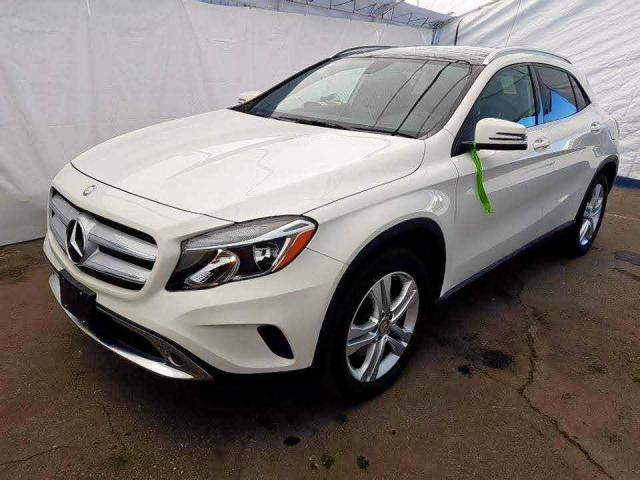 Mercedes-Benz salvage cars for sale: 2017 Mercedes-Benz GLA 250 4M