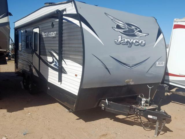 Salvage cars for sale from Copart Albuquerque, NM: 2017 Jayco Trailer