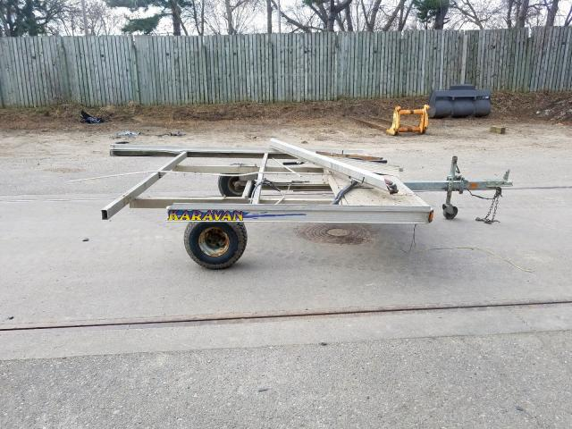 Kara Trailer salvage cars for sale: 2000 Kara Trailer