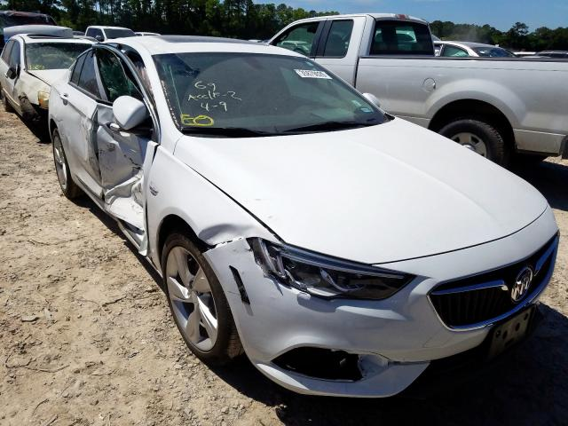 Vehiculos salvage en venta de Copart Houston, TX: 2020 Buick Regal Pref