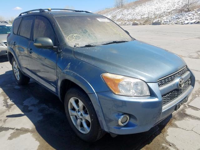 Toyota Rav4 Limited salvage cars for sale: 2011 Toyota Rav4 Limited