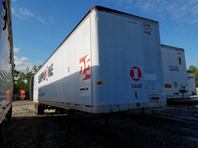 Trailmobile salvage cars for sale: 2001 Trailmobile Trailer