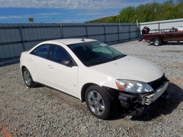 Salvage cars for sale from Copart Prairie Grove, AR: 2008 Pontiac G6 GT