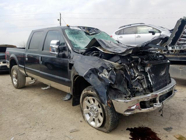 Salvage cars for sale from Copart Indianapolis, IN: 2008 Ford F350 SRW S