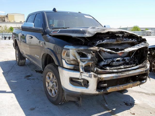Dodge 2500 Laram salvage cars for sale: 2019 Dodge 2500 Laram