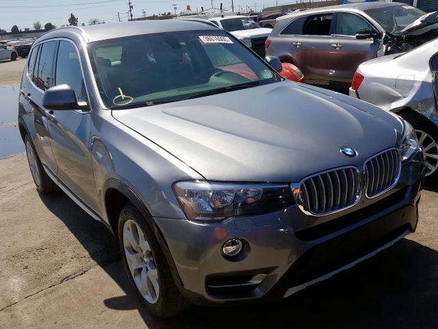 2017 BMW X3   Vin: 5UXWZ7C55H0U45778