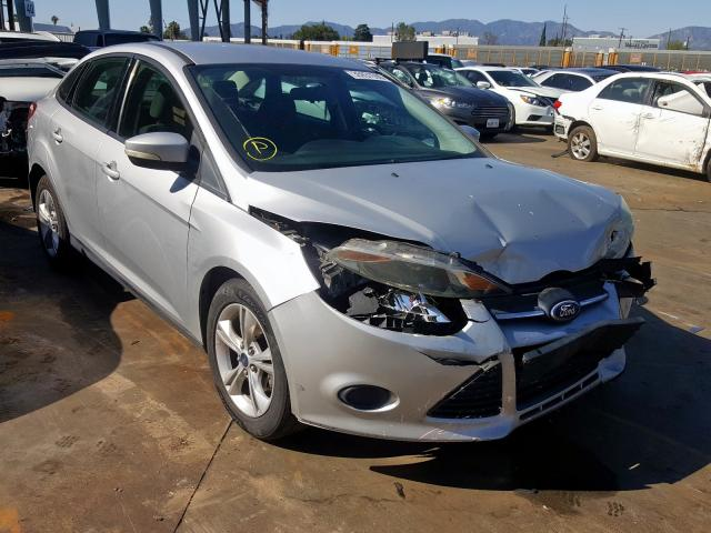 Ford Focus SE salvage cars for sale: 2013 Ford Focus SE