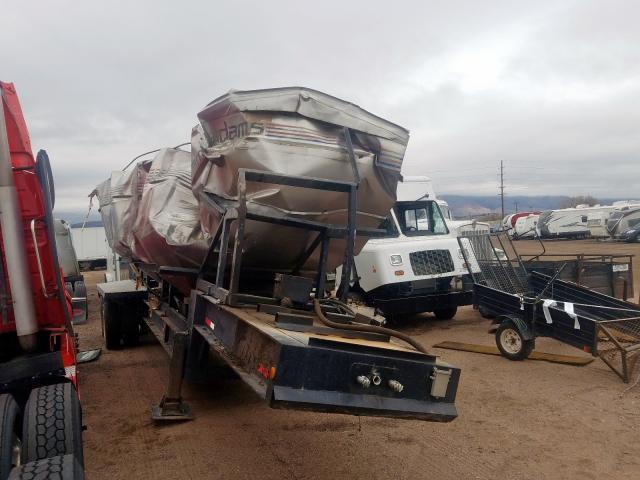 Miscellaneous Equipment salvage cars for sale: 2009 Miscellaneous Equipment Trailer