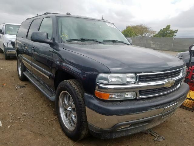 Chevrolet Suburban C salvage cars for sale: 2005 Chevrolet Suburban C