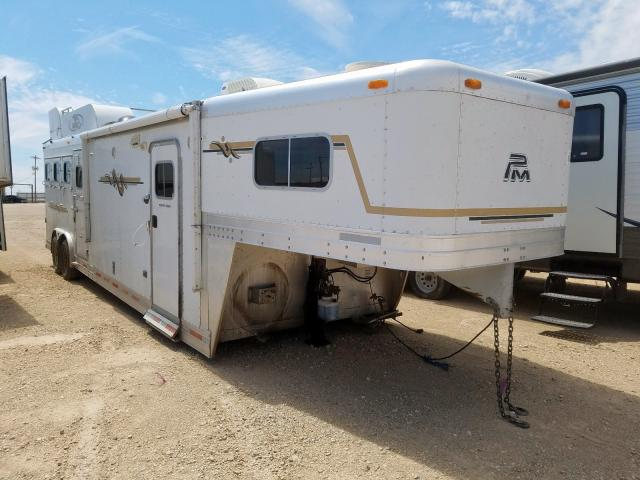 Coachmen salvage cars for sale: 2005 Coachmen Platinum