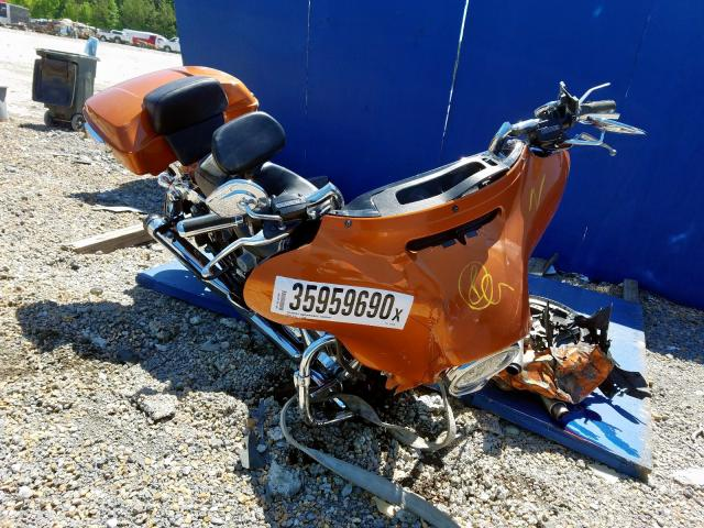 Salvage cars for sale from Copart Florence, MS: 2014 Harley-Davidson Flhxs Street