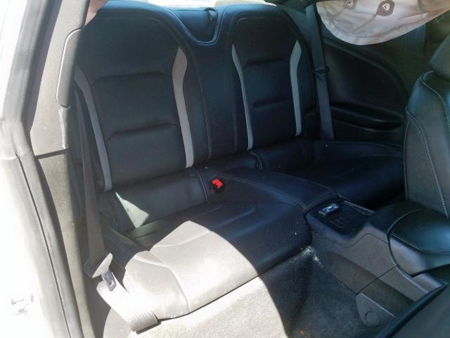 2018 Chevrolet CAMARO | Vin: 1G1FH1R70J0116804