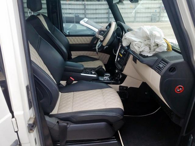 2017 Mercedes-Benz G | Vin: WDCYC7DF3HX274811