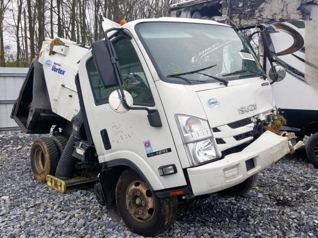 Isuzu salvage cars for sale: 2017 Isuzu Sweeper