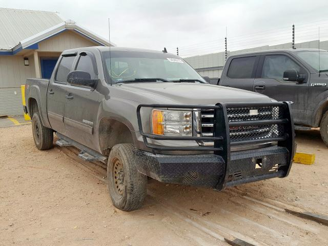 Salvage cars for sale from Copart Andrews, TX: 2013 GMC Sierra K15