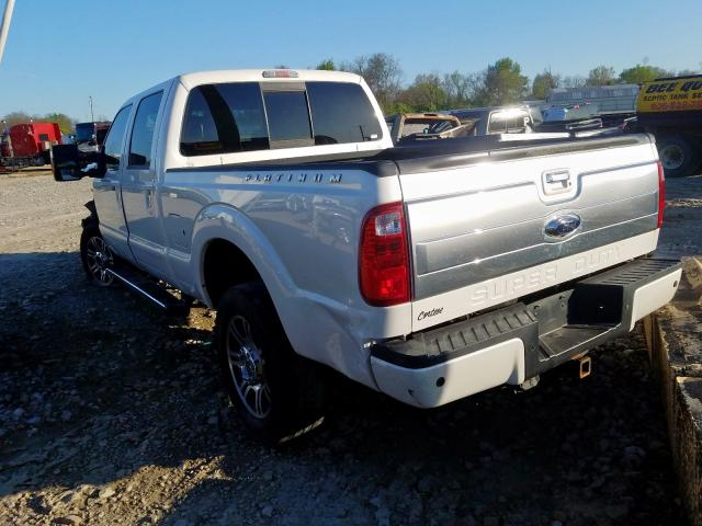 2016 Ford F250 | Vin: 1FT7W2B6XGEB38863