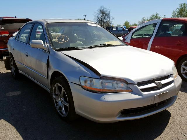 Honda salvage cars for sale: 1998 Honda Accord EX