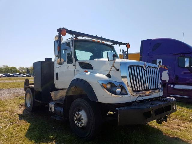 International salvage cars for sale: 2011 International 7000 7600