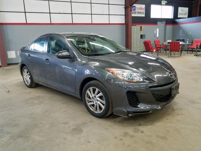Mazda salvage cars for sale: 2012 Mazda 3 I