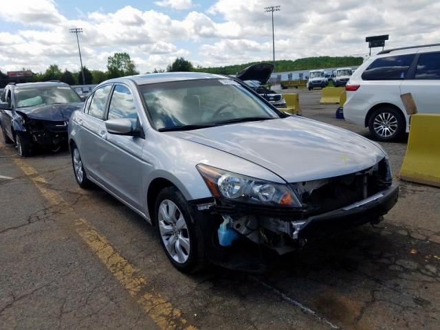 Salvage cars for sale from Copart Concord, NC: 2010 Honda Accord EXL