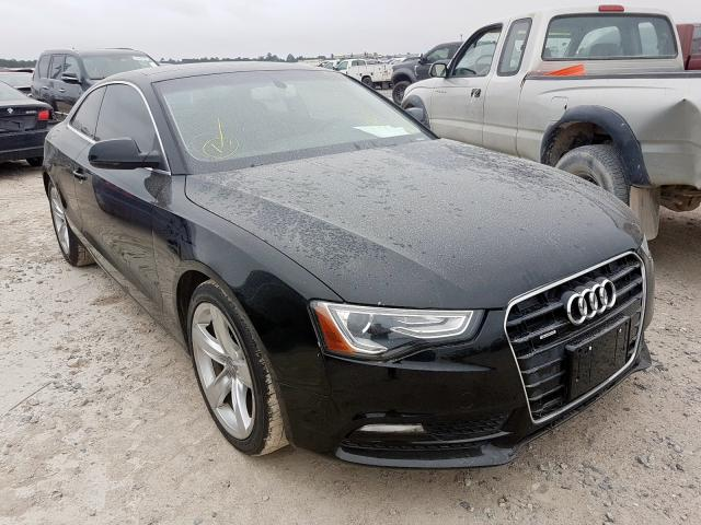 Salvage 2013 AUDI A5 - Small image. Lot 36208850