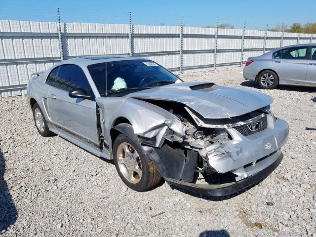 Ford salvage cars for sale: 2004 Ford Mustang