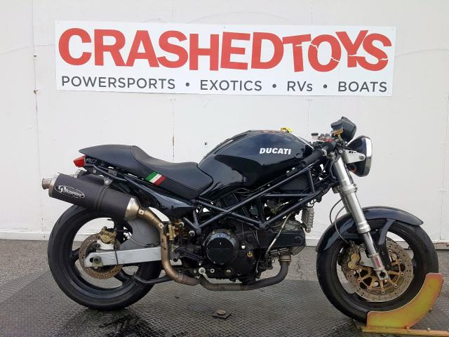 Ducati salvage cars for sale: 2003 Ducati Monster 80