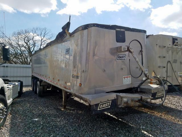East Manufacturing END Dump salvage cars for sale: 2015 East Manufacturing END Dump