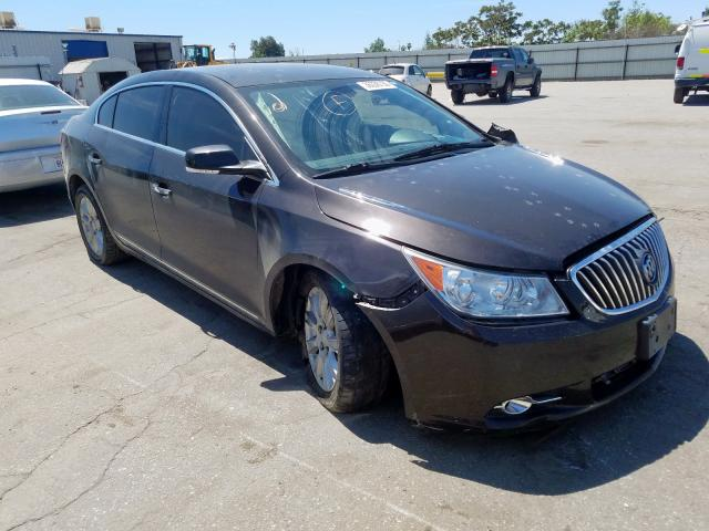 Salvage cars for sale from Copart Bakersfield, CA: 2013 Buick Lacrosse
