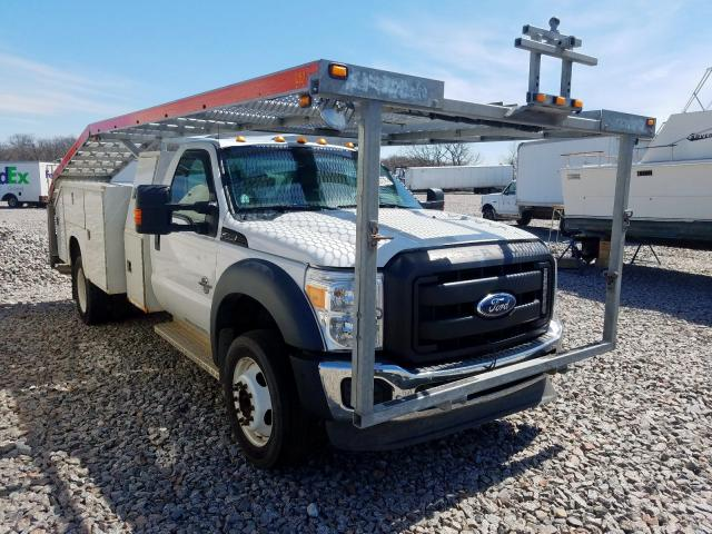 Salvage cars for sale from Copart Avon, MN: 2012 Ford F550 Super