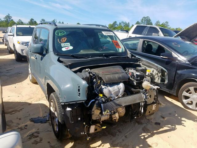 Auto Auction Ended On VIN: ZACCJBBB2HPG40530 2017 Jeep