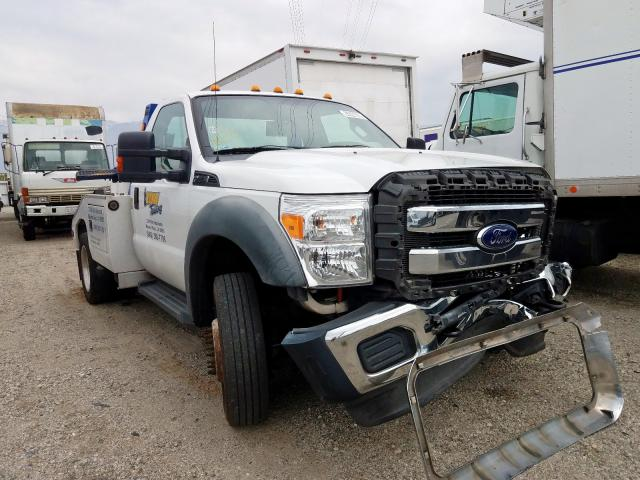 Ford F450 Super salvage cars for sale: 2013 Ford F450 Super