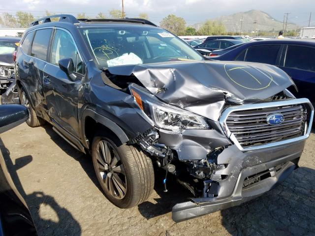 Subaru Ascent PRE salvage cars for sale: 2020 Subaru Ascent PRE