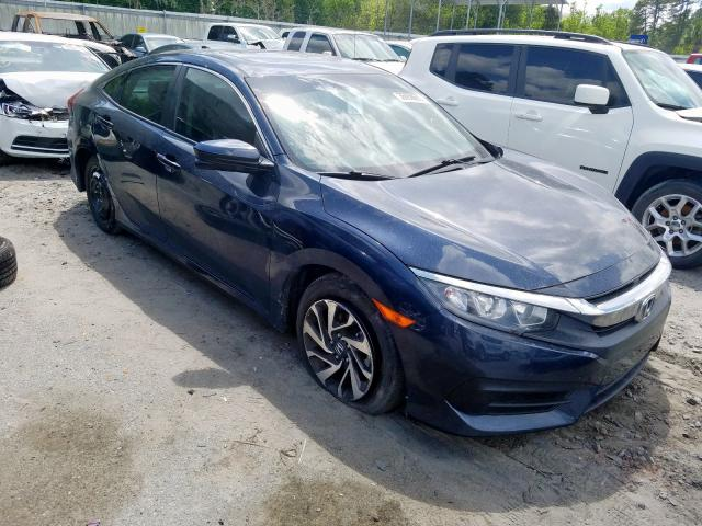 2018 Honda Civic EX for sale in Savannah, GA