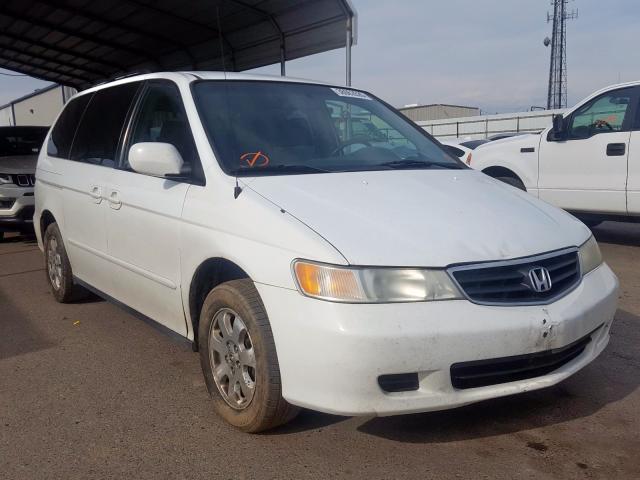 23+ 2004 Honda Odyssey Ex-L