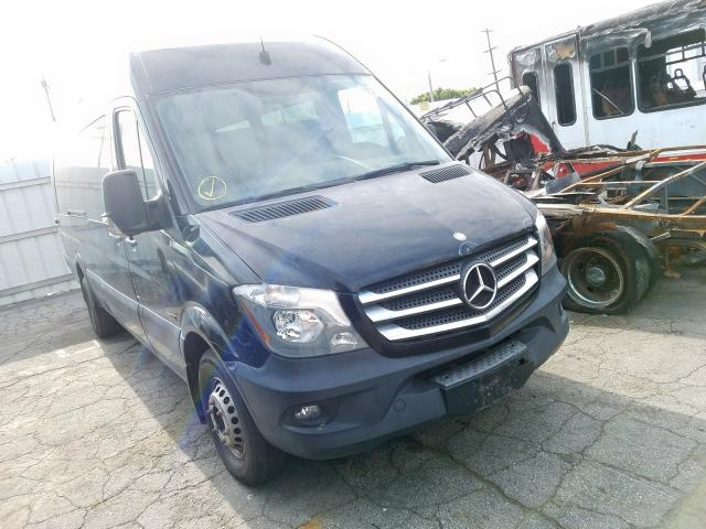 Mercedes-Benz Sprinter salvage cars for sale: 2015 Mercedes-Benz Sprinter