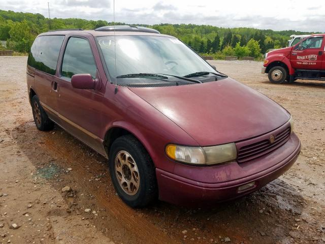Mercury Villager salvage cars for sale: 1998 Mercury Villager