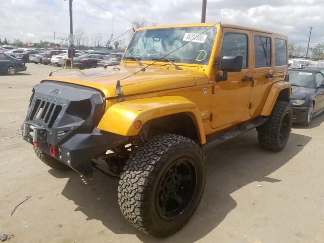 2014 Jeep WRANGLER   Vin: 1C4BJWEGXEL310418