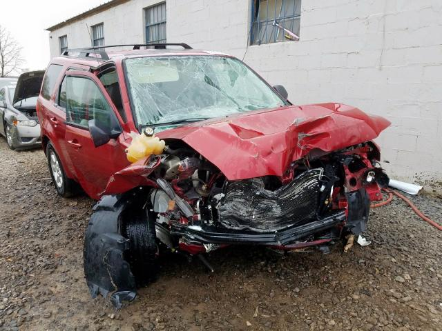 Mazda Tribute S salvage cars for sale: 2008 Mazda Tribute S
