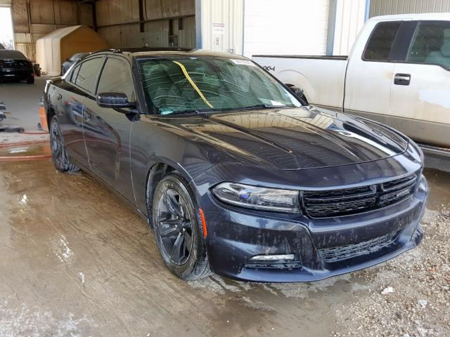 2016 DODGE CHARGER SX 2C3CDXHG5GH339262