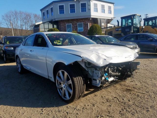 Volvo salvage cars for sale: 2018 Volvo S90 T6 INS