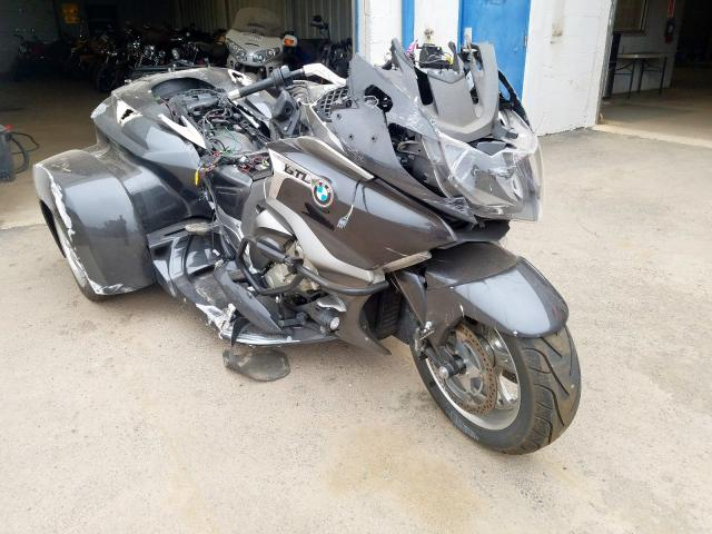 BMW K1600 GTL salvage cars for sale: 2018 BMW K1600 GTL